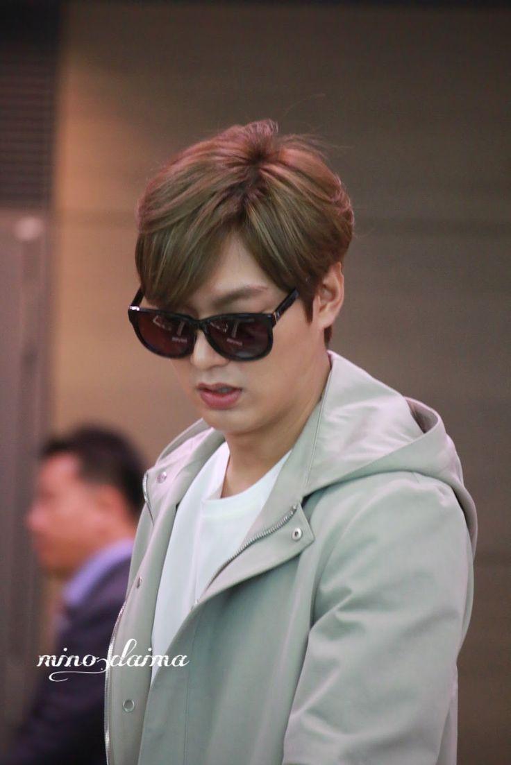 Departure, Incheon International Airport - 21.03.2015