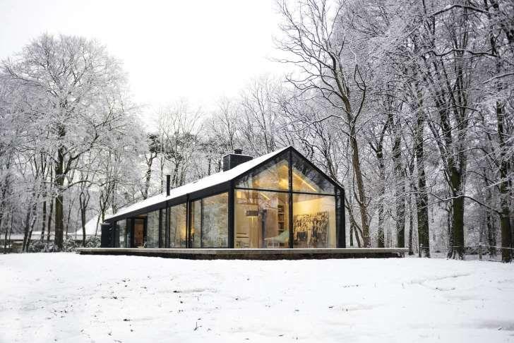 homify / Bedaux de Brouwer Architecten: skandinavische Häuser von Bedaux de Brouwer Architecten