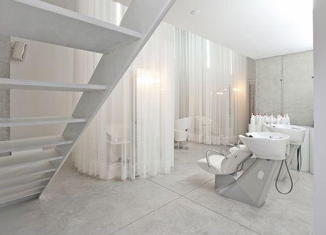 New Room Hair Salon, Portugal (Salon Project)