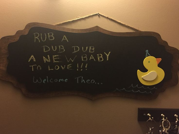 Boyfriend stained the chalkboard from Michaels