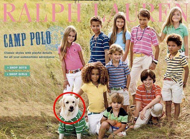 Η   ΕΦΗΜΕΡΙΔΑ   ΤΩΝ    ΣΚΥΛΩΝ: Παιδική μόδα μαζί με το σκύλο ,,,