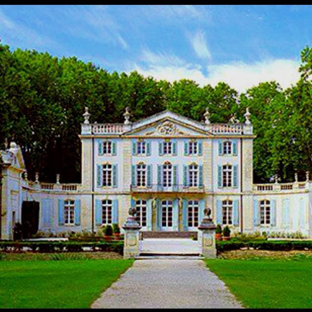 Chateau le Camarguais. Carpentras, France.