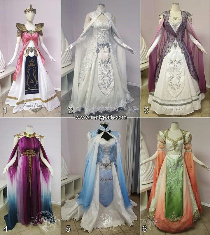 Zelda dresses