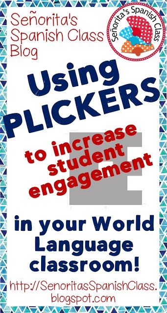 Plickers is the coolest new app. Increase student engagement today!