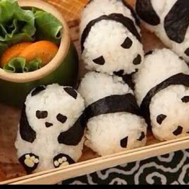 Not a big fan of sushi, but this is cute!