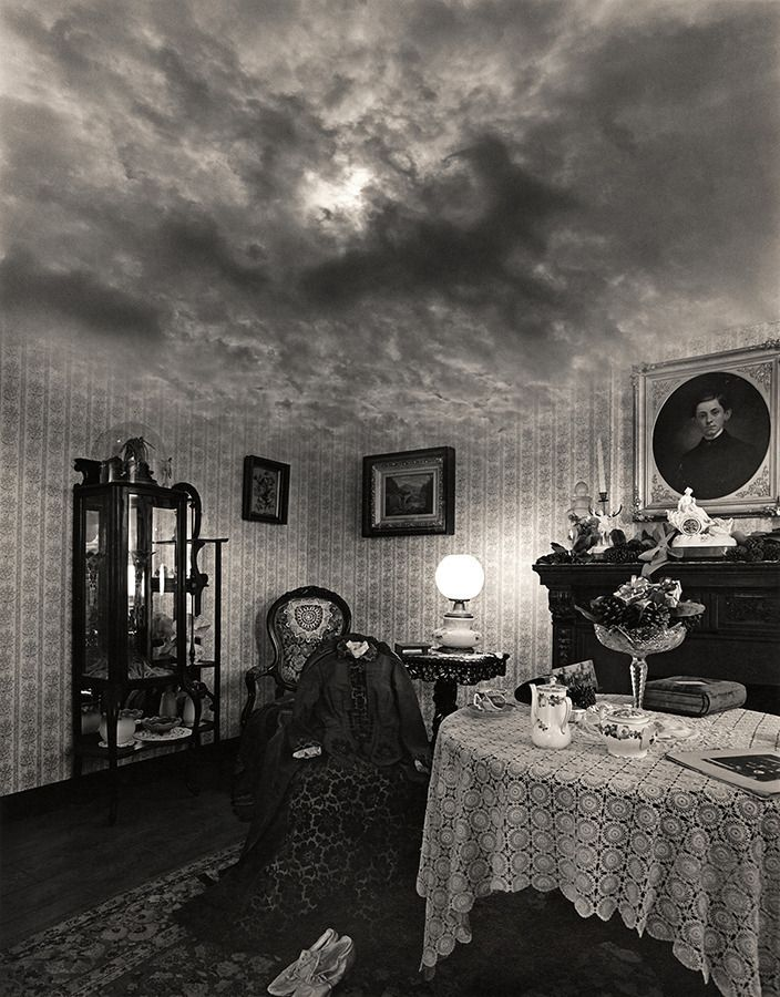 Jerry Uelsmann, Untitled, 1975, 1975, Pictura Gallery