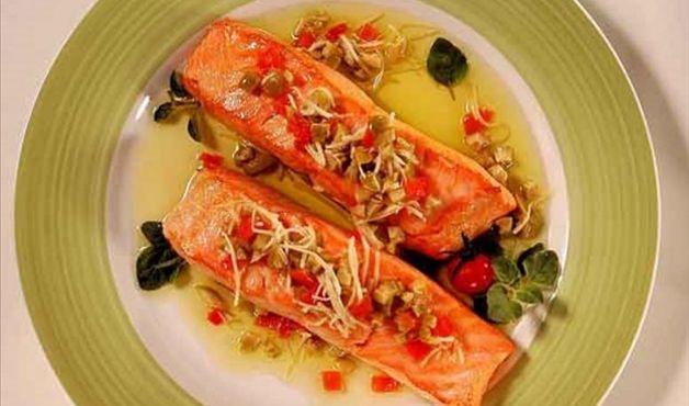 Oito receitas de peixe para saborear no almoço