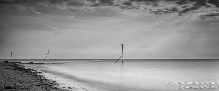 This black & white long exposure photo of Hunstanton was awarded highly commended in the Societies July 2014 Pictorial & Fine Art competition