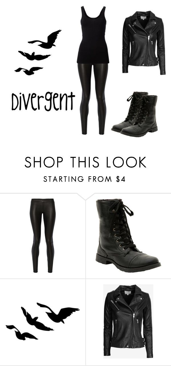 """""""Tris Prior"""" by getmetohogwarts ❤ liked on Polyvore featuring The Row and IRO"""