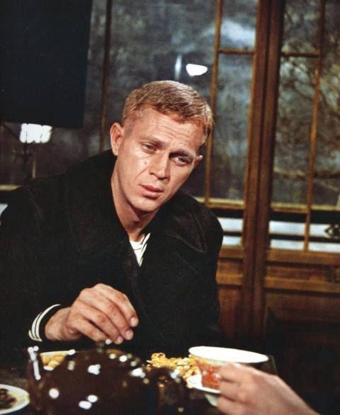 Steve McQueen   The Sand Pebbles   1966   as Jake Holman