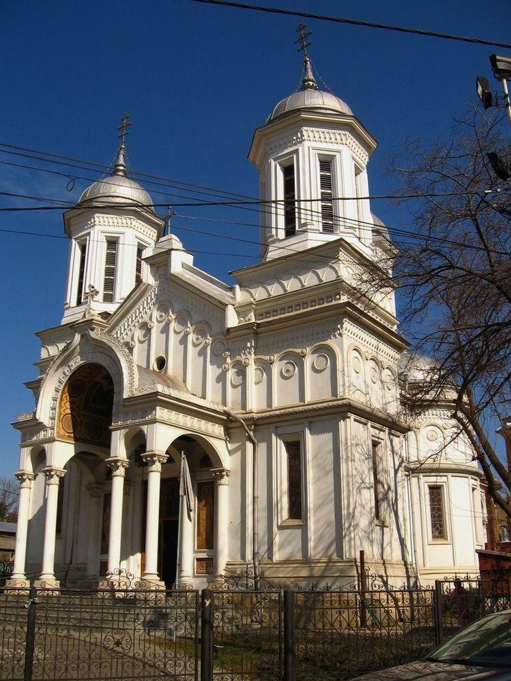 Biserica Sfintii Voievozi, București, Sector 1