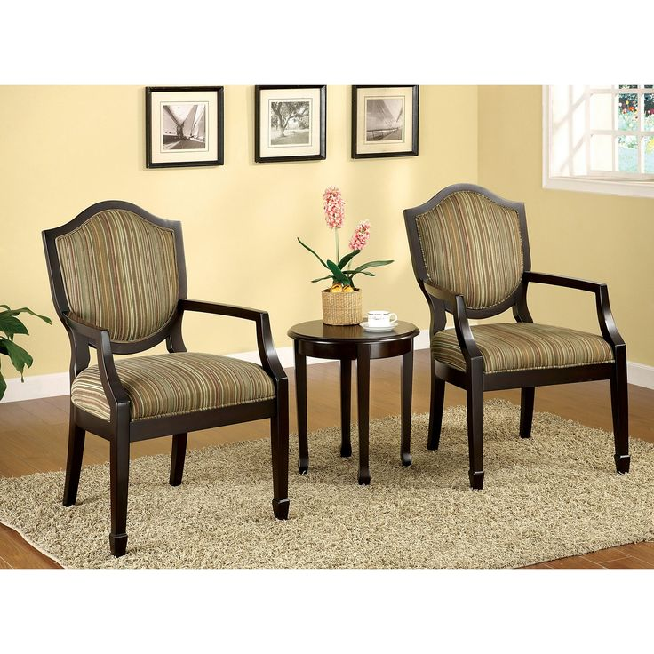 Us Furniture Deals: Furniture Of America Caroline 3-piece Living Room