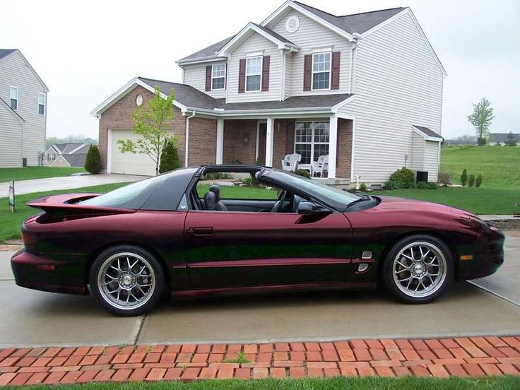 Candy Black Cherry Paint Job >> Black Cherry Pearl Paint Job | Art | Pinterest | Pearl paint and Firebird