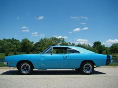 1969 Dodge Charger RT.