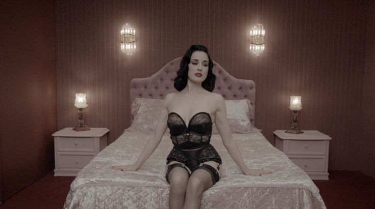 Monarchy x Dita Von Teese | Stunning new music video, directed by Roy Raz