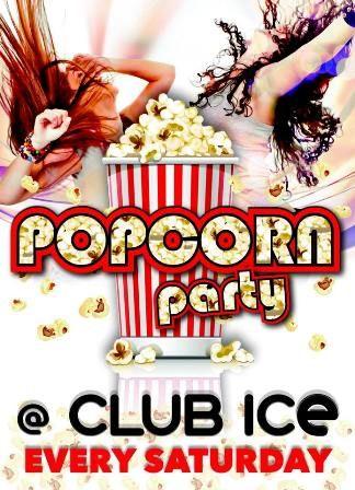 Popcorn party ayia napa
