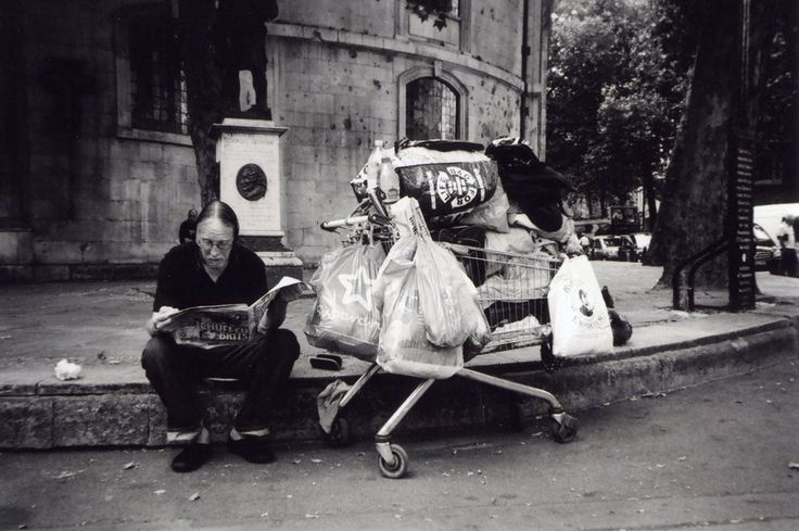100 Disposable Cameras Were Given To Homeless People In London. They Then Created Works Of Art