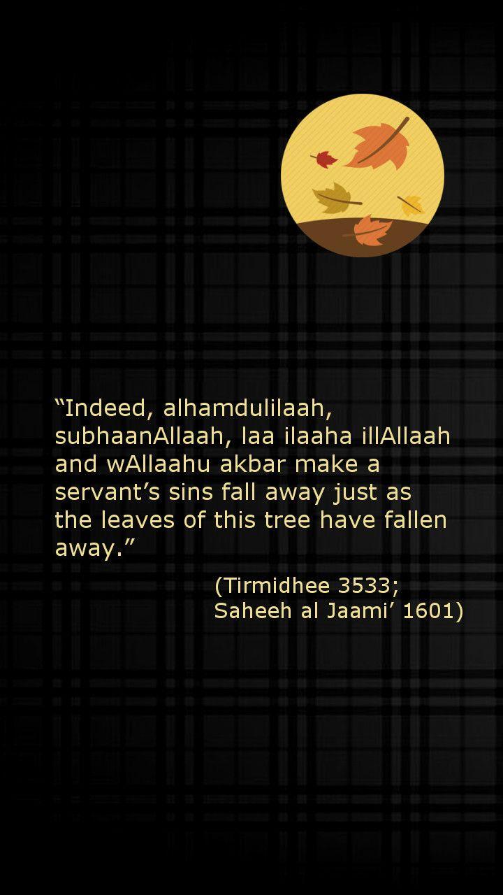 Virtue of Remembering #Allah (#Dhikr, #Hadith, #Note3 Lockscreen)