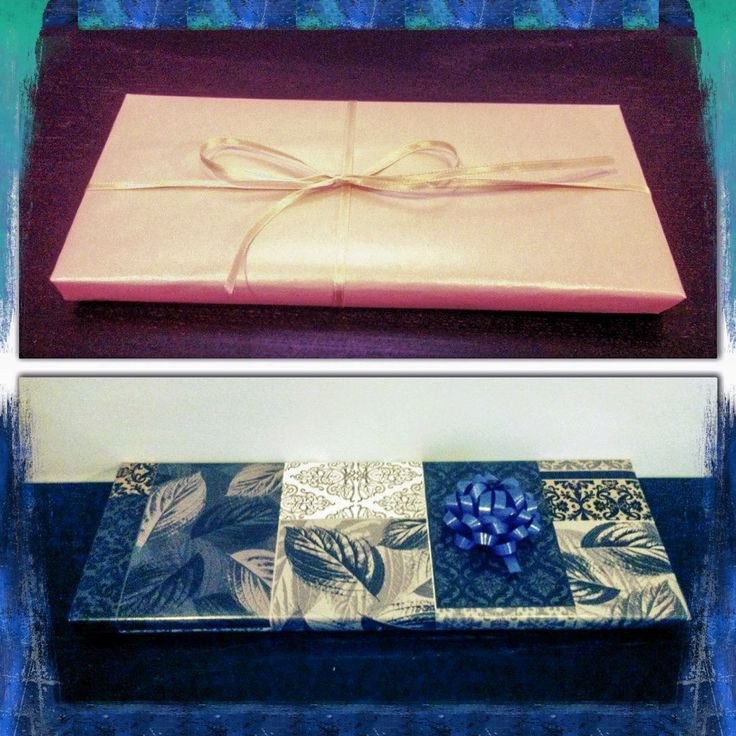 wrapping idea, gift wrapping, gift
