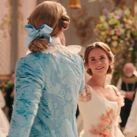 Belle had not thought it possible to be that happy. But she was that happy. Deliriously, wonderfully, blissfully happy (Beauty and the Beast, Elizabeth Rudnick)