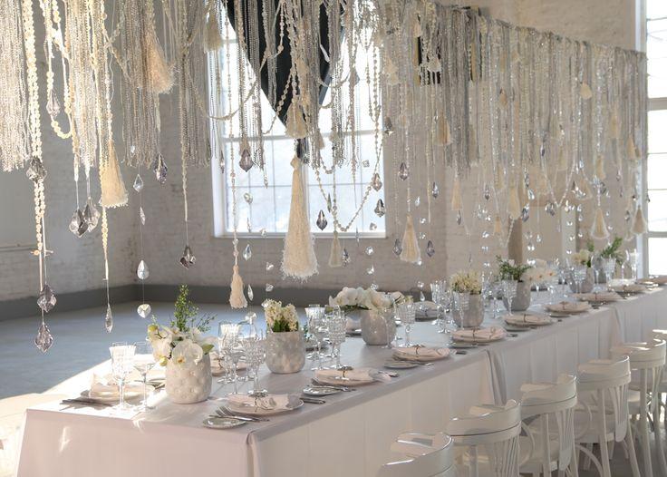 Winter wedding decorations white http augumaja for All for wedding decoration