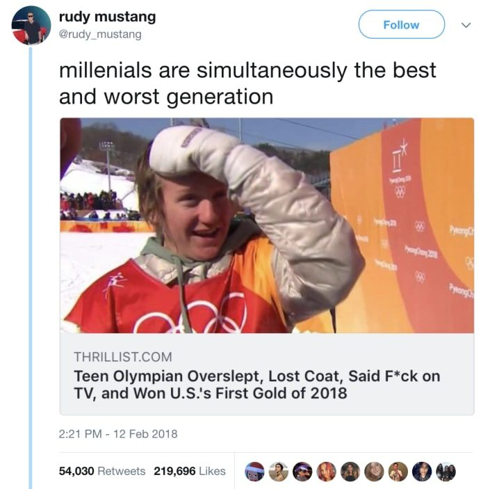 16 Tweets For Anyone Who Believes Millennials Are The Superior Generation 100 Jokes Laugh Jokes