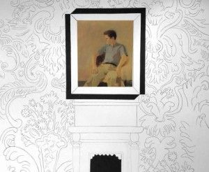 """John Ashbery Collects: Poet Among Things,"" a New Exhibit at Loretta Howard Gallery in Manhattan.: Ashberi Collection, John Ashberi, Howard Galleries, Literature News, Loretta Howard"