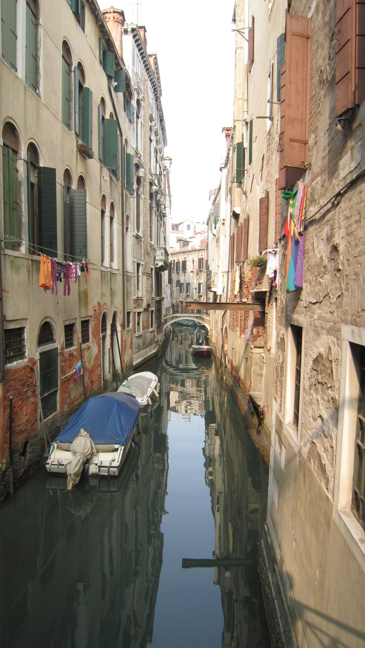 Venice - the city of romance and mystery...