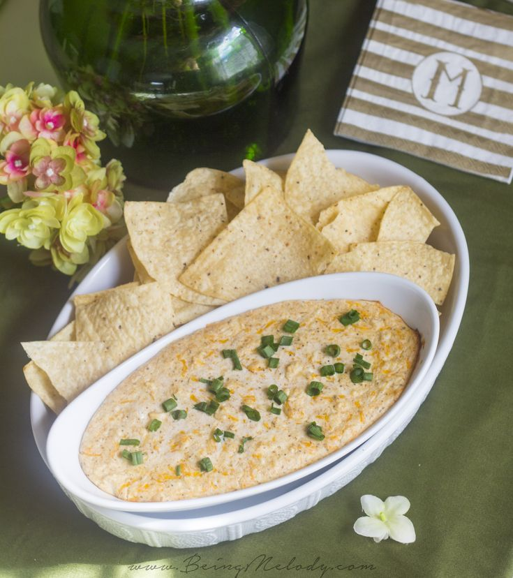 Hot and Easy Crab Dip
