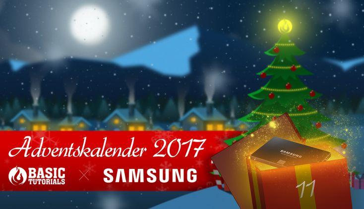 #Adventskalender: Samsung 850 EVO 250 GB SSD #Gewinnspiel