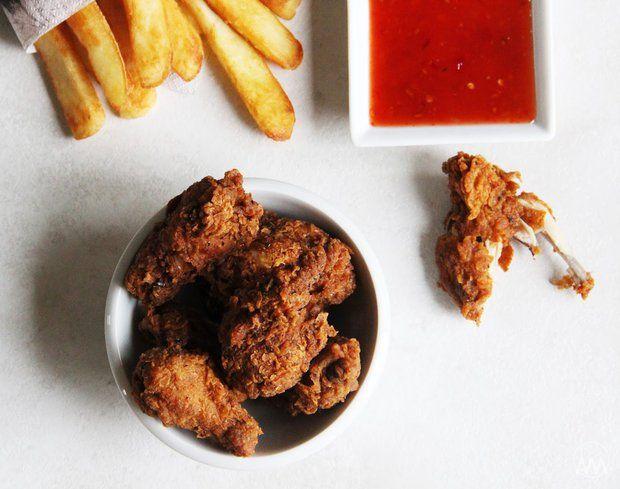 Kuřecí křídla KFC 2, Foto: All