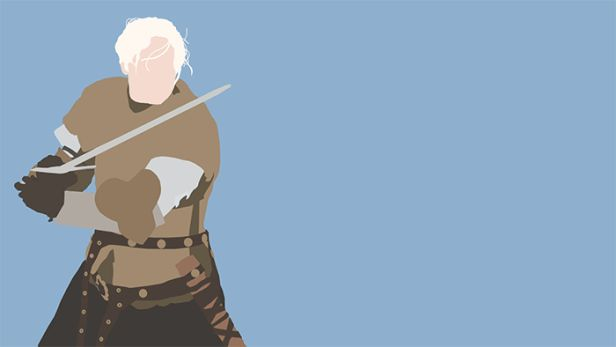 Game of Thrones Brienne of Tarth Wallpaper