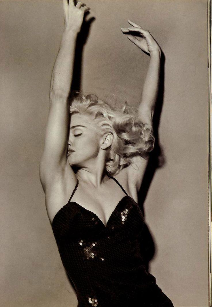 Madonna for Vanity Fair April 1991 by Steven Meisel