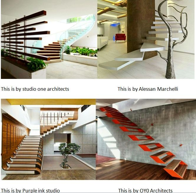 Amazing And Creative Staircase Design.For Stunning Interior And  Architecture Designs Follow DesignersDome On Facebook