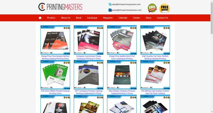 Catalogue Printing,China Catalog Printing,Catalogue Printing Service