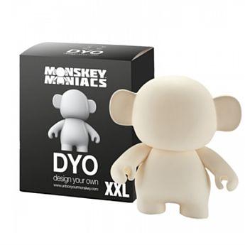 wwww.leukverjaardagsfeestje.nl  Cadeautip : Monskey Mondo Your Own Ontwerp je eigen monskey! Gebruik jouw creativiteit met stiften, verf, lijm of glitter om jouw eigen ontwerp te maken. Wordt jouw Monskey een actie held? Een prinses of misschien wel een piraat? Of neem de allergrootste monkey held; Mondo! De 30cm grote Mondo is jouw beste vriend op je kamer! Deze vrolijke Monskey is de held van de Monskey tv-serie en waakt over de aarde vanaf zijn ruimteschip.  Van € 45,00 voor € 32,50