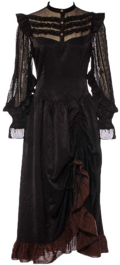 0885221a5295 Japanattitude Robe Noire Décolleté Transparent