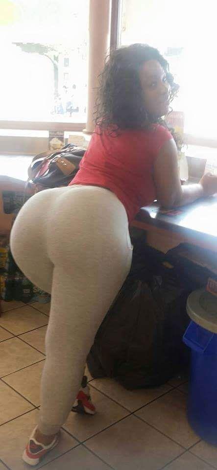 yoga pants porn thick women