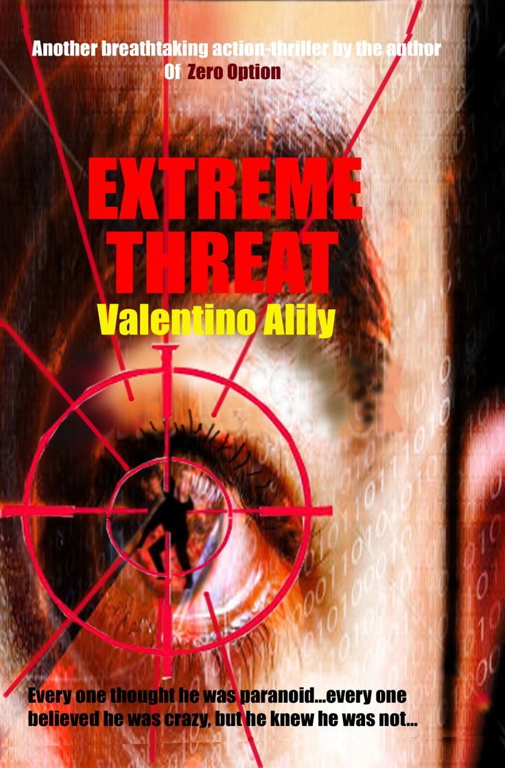 My third thriller-fiction novel. I wrote the book and designed the cover as well. Published in South Africa. Also available on www.amazon.com and www.amazon.com kindle.