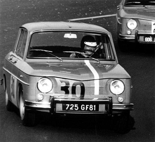 Renault 8 Gordini: Renault 8 Gordini 1100 R1134 (1964-1967) : Le Guide Des