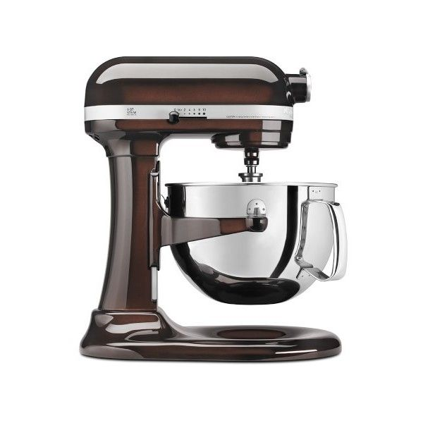 KitchenAid Pro 600 Stand Mixer ($450) ❤ liked on Polyvore featuring home, kitchen & dining, small appliances, kitchen aid stand mixers, kitchen aid standing mixer, kitchenaid, kitchenaid standmixer and kitchen aid small appliances
