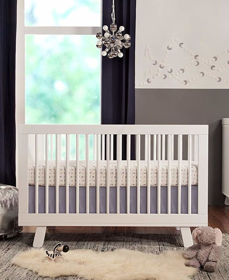 17 Of The Best Cribs You Can Get On Amazon Best Crib Modern Baby Cribs Cribs