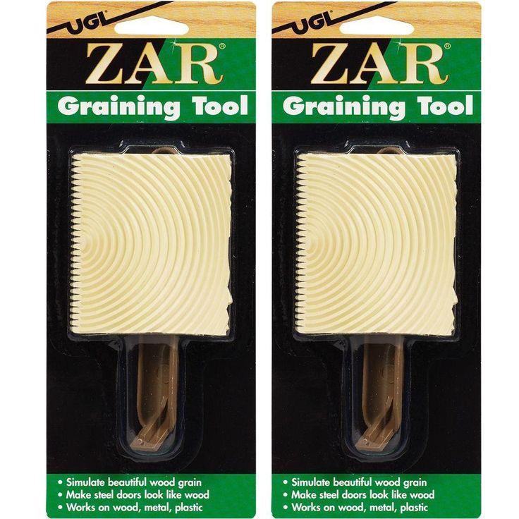 UGL ZAR Graining Tool (2-Pack)