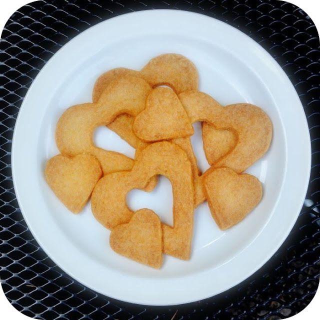 Mijn zandkoekjes recept: Het koekje dat nooit mislukt