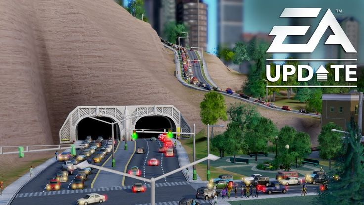 awesome EA Update - SimCity Road Layouts and University City, Tiger Woods PGA TOUR 14 | EA UPDATE 05/04/2013