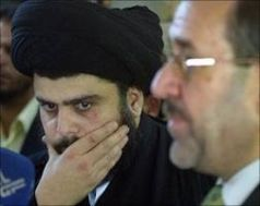"Sadr confirms: ""NO for granting Maliki 3rd term"" - http://www.iraqinews.com/baghdad-politics/sadr-confirms-no-for-granting-maliki-rd-term/ - Nouri al Maliki - Politics"