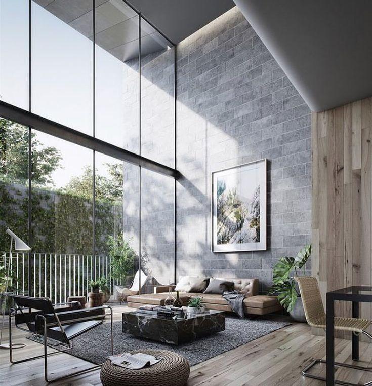 Moderne Hochwertige Sessel Für Ein Schönes Wohnzimmer