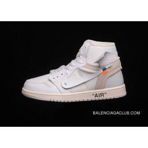 1ee92e641bb5b1 2019 的 Off-White X Air Jordan 1 White Nike AJ1 OW NRG UNC AQ0818 ...
