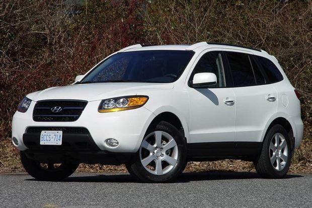 Hyundai Santa Fe, 2007-2012