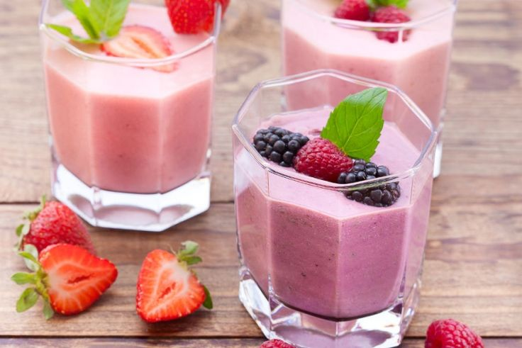 Delicious drinks for summer health - DRINK UP: A great way  to get fruit.